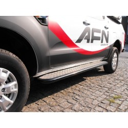 Marchepieds AFN (paire) Ford Ranger PX 2012-2015