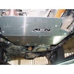 Protection BV AFN Jeep Wrangler JK 2011+ 2p