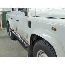 Marchepieds AFN (paire) Land Rover Defender 110