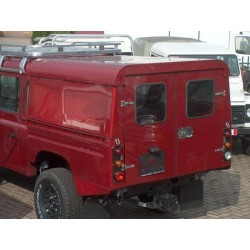Hard Top Aluminium AFN Land Rover Defender 130 Crew Cab
