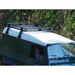 Galerie Acier AFN Land Rover Defender 90