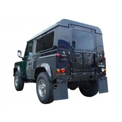 Hard Top Aluminium AFN Land Rover Defender 90 Pickup