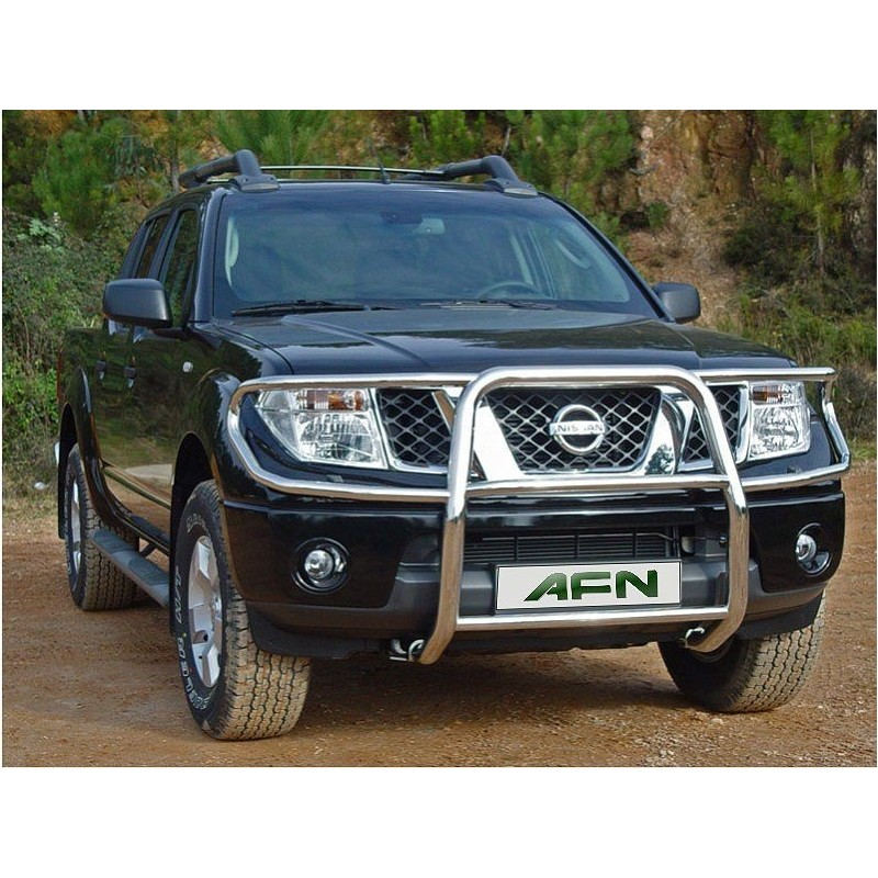 pare buffle afn nissan navara d40 2010 48001617. Black Bedroom Furniture Sets. Home Design Ideas
