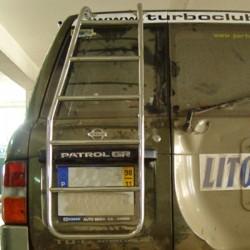 Echelle Fixe AR AFN Nissan Patrol GR Y61 1998-2005