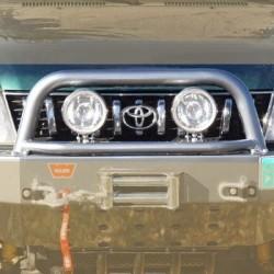 A-Bar pour Pare Choc AV AFN Toyota KZJ90 KDJ90 1996-2002
