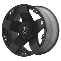 Jante KMC XD775-RS 8x17 6x135/139.7 CB106.25 ET+10 Matte Black