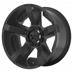 Jante KMC XD811-RS II 8x17 5x127 CB78.3 ET+10 Satin Black