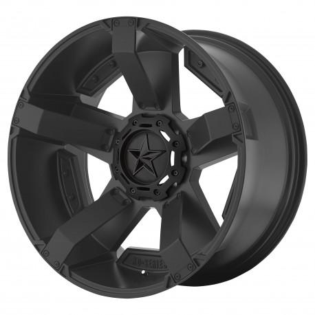 Jante Aluminium 4x4 KMC XD811-RS II 9x20 6x135/139.7 CB106.25 ET+18 Satin Black