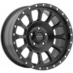 Jante Aluminium 4x4 PRO COMP série 34 8.5x17 6x139.7 CB108 ET0 Satin Black