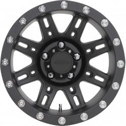 Jante Aluminium 4x4 PRO COMP série 31 9x17 6x139.7 CB108 ET-6 Flat Black