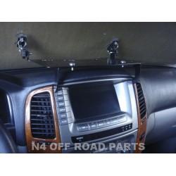 Console Porte Instruments N4 Toyota HDJ100 08/2002+