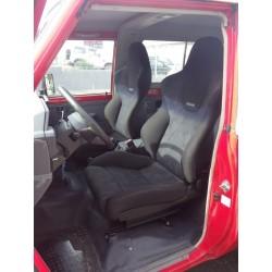 Embase de Siège RECARO AVD (u) Toyota BJ70 BJ71 BJ73 BJ74 (embase non suspendue)