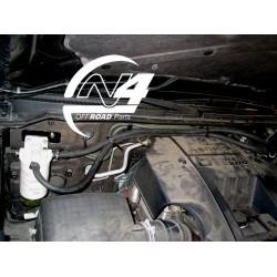 Kit Montage Pré-Filtre RACOR 100/200 N4 Mitsubishi Pajero III et IV DID 2000-2014