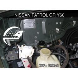 Kit Montage Pré-Filtre RACOR 100/200 N4 Nissan Patrol GR Y60