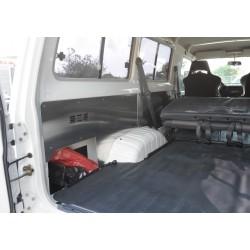 Kit Panneaux Habillage Intérieur Aluminium Toyota HZJ75 HZJ78