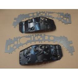 Kit Renfort Ailes AV à Souder N4 Toyota KDJ150 KDJ155 (paire)