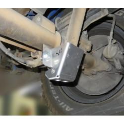 Kit Renfort Ancrages Inférieurs Amortisseurs AR N4 Mercedes Sprinter