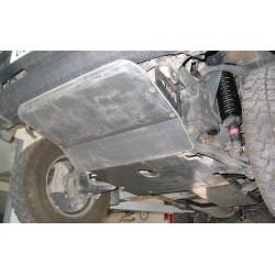 Ski de protection / Blindage AV N4-OFFROAD Toyota KZJ90 KDJ90 KZJ95 KDJ95