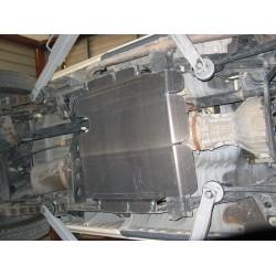 Ski de protection / Blindage BT+Réservoir N4-OFFROAD Toyota HZJ78 HZJ79 1999+
