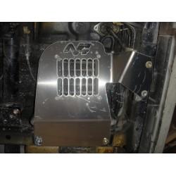 Protection Radiateur Gasoil Isuzu D-Max 2007-2011