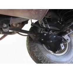 Protections Amortisseurs AR N4-OFFROAD (paire) Toyota KDJ90 KDJ95