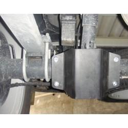 Protections Amortisseurs AR N4 (paire) Volkswagen Amarok (10mm)