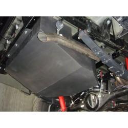 Réservoir Supplémentaire 160l N4 Toyota Hilux Vigo 2005-2015 et Hilux Revo 2015+