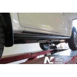 Barres Latérales N4 (paire) Toyota Hilux Revo 2015+