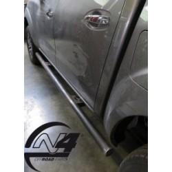 Barres Latérales N4 (paire) Nissan Navara NP300 (D23) 2015+