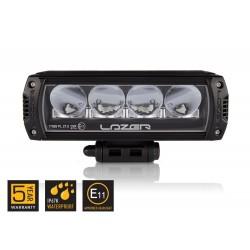 Barre/Rampe LED 09'' LAZER TRIPLE-R 750 Noire Faisceau Spot (longue portée) 5° 45w 3600lm Garantie 5 ans