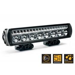 Barre/Rampe LED 14'' LAZER RS-8 Noire Faisceau Spot (longue portée) 15° 88w 7264lm Garantie 5 ans