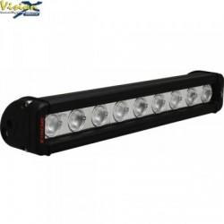 Barre/Rampe LED 12'' VISION X XMITTER LOW PRO 45W 4.752LM Faisceau Combo (mixte AB+LP) 40°