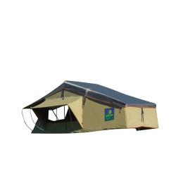 Tente de Toit Sud-Africaine HOWLING MOON Tourer 160 • Verte