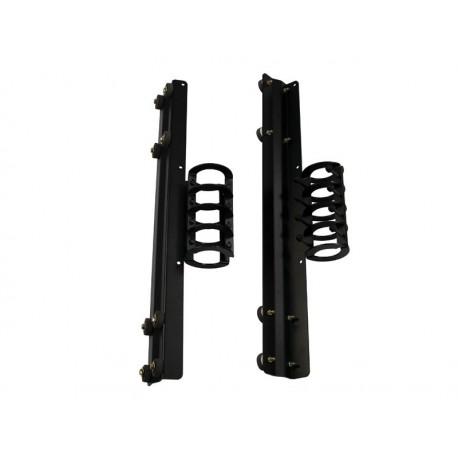 Supports Extreme Mount FRONT RUNNER pour arceau de Jeep Wrangler JK 3 portes