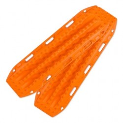 Plaques à Sable / Boue / Neige MAXTRAX MKII • Orange (paire)