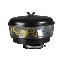 Pré-filtre Cyclonique DONALDSON FULL VIEW 10''/3.75'' • Bol Ø270mm • Raccordement Ø95mm