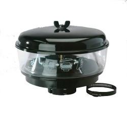 Pré-filtre Cyclonique DONALDSON FULL VIEW 10''/3'' • Bol Ø270mm • Raccordement Ø76mm
