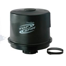 Pré-filtre Cyclonique DONALDSON TOPSPIN 10''/3'' • Bol Ø241mm • Raccordement Ø78mm