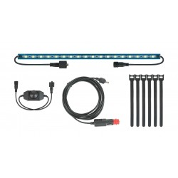 Kit LED RHINO-RACK SUNSEEKER • Eclairage de Bivouac • 1 Barre LED 300 mm
