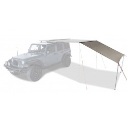 Extension Frontale Auvents RHINO-RACK SUNSEEKER 2.5 • 2500 x 2000 mm • 2.9kg