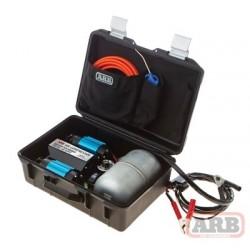 Compresseur bicylindre portable ARB avec réserve 4 litres • 24v • 174.4 litres/min