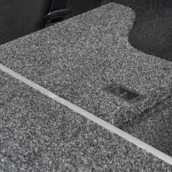 Kit côtés pour tiroirs ARB Nissan Navara D40 2006-2015