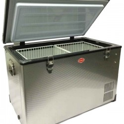 Réfrigérateur congélateur portable SNOMASTER BDC60 • 60 litres • 12v 220v