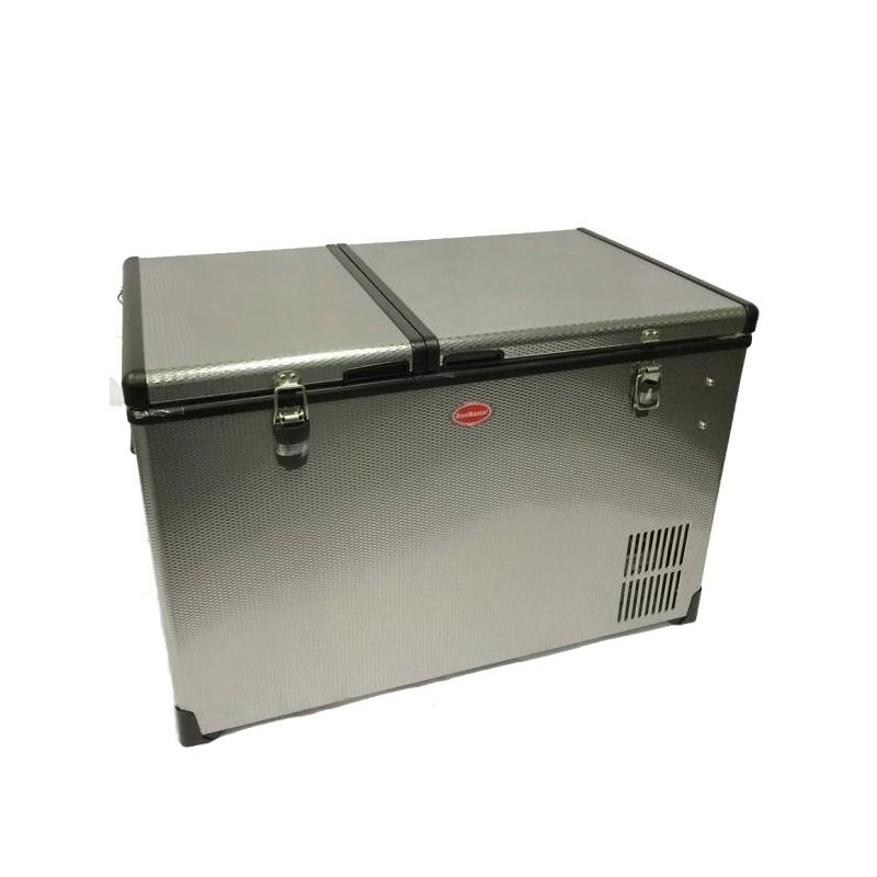 Réfrigérateur congélateur portable à double compartiment SNOMASTER ...