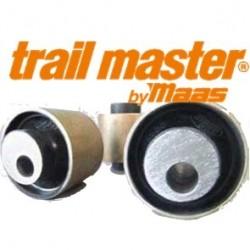 Silent blocs excentriques TRAIL MASTER (kit) LR Defender 90