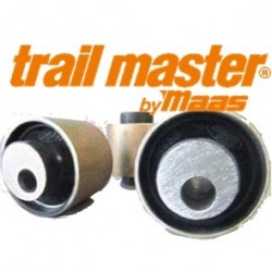 Silent blocs excentriques TRAIL MASTER (kit) LR Defender 110