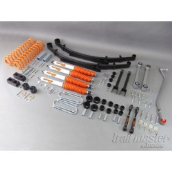 Kit suspension TRAIL MASTER +115mm Jeep Cherokee XJ 1984-2001 (lhd uniquement) (Axle-Ø 71 mm)