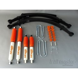 Kit suspension TRAIL MASTER CONFORT +25/50mm Opel Campo TF 1992+ 4WD