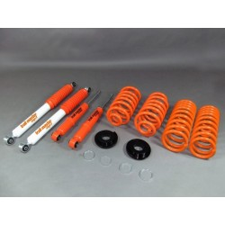 Kit suspension TRAIL MASTER +40mm Volkswagen T3 Syncro 1984-1992
