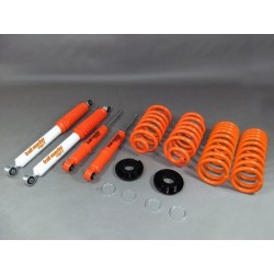 Kit suspension TRAIL MASTER HD +40mm Volkswagen T3 Syncro 1984-1992 • HD+400kg